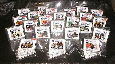 Nice Complete 32 CD Set TIME LIFE CD Spirit Of The Sixties 60s Sounds Collection