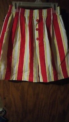 Vintage Hang Ten women's size Small (3) striped Shorts