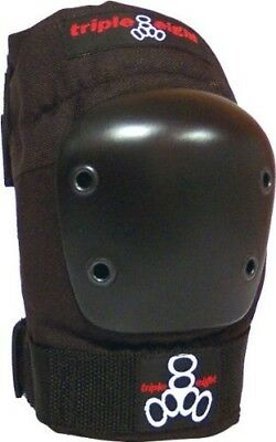 Triple Eight Street Elbow Pad [Small] Black. Shipping Included
