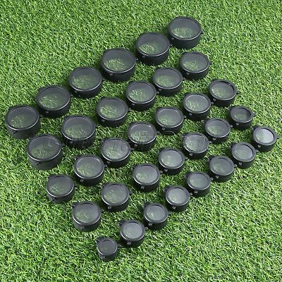 1X Dia 30-69mm Optics Scope Cover Flip Up Objective Lens Eye Protector Hunting