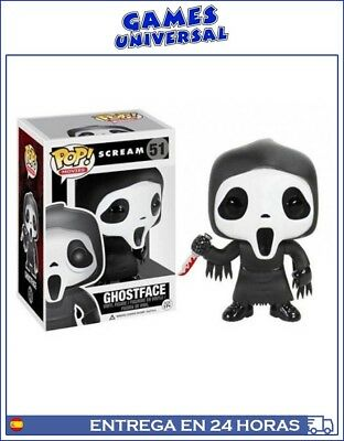 Funko Pop Scream Ghost Face