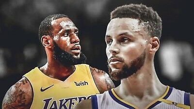 4 Tickets Golden State Warriors vs. Los Angeles Lakers