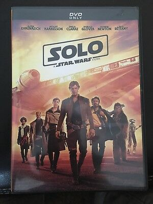Solo: A Star Wars Story (DVD ONLY)
