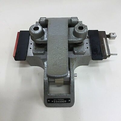 Catozzo style 16mm Guillotine film splicer branded as Hollywood splicer