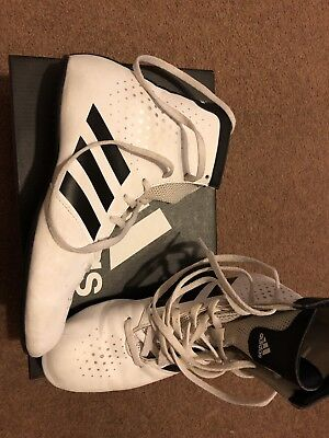adidas boxing boots size 4