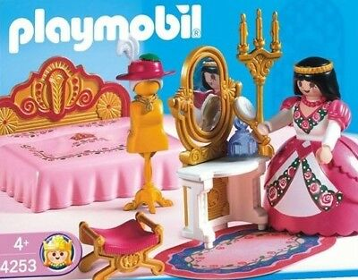 Charmant Playmobil 4253 Collector   Chambre De Princesse
