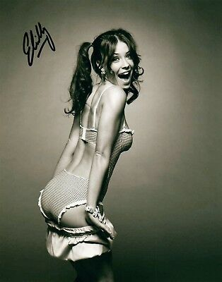 Evangeline Lilly authentic signed autographed 8x10 photograph holo COA