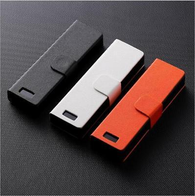 Portable Charger Power Bank LCD Mobile Charging Battery Case 3x Pods Holder