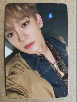 EXO CHEN VIVACE Official PHOTOCARD [DON'T MESS UP MY TEMPO] 5th Album 첸