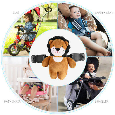 YEAHIBABY Baby Seat Lock Safety Harness Belt Locking Buckle for Child Car Chair