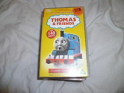 Thomas and Friends The Complete 3rd Series VHS VIDEO TAPE *927