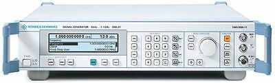 Rohde & Schwarz SML03 9KHz-3.3GHz Synthesised Signal Generator