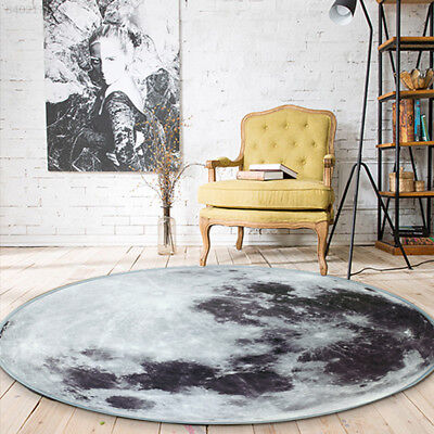 FED5 Fashion Planet Series Rugs Round Carpet Multiple Styles Door Floor Mats