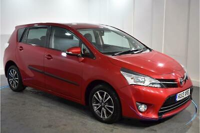 Toyota Verso D-4D Icon Mpv 2.0 Manual Diesel