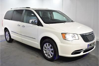 Chrysler Voyager Crd Grand Limited Mpv 2.8 Automatic Diesel