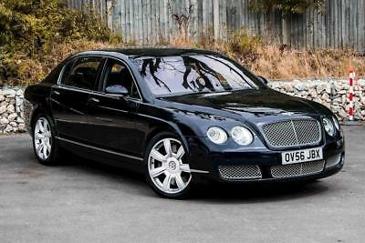 Bentley Continental Flying Spur 5 Str Saloon 6.0 Automatic Petrol