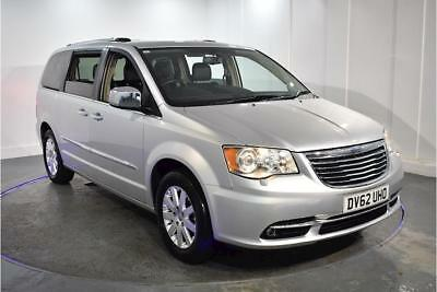 Chrysler Voyager Grand Voyager Ltd Crd A Mpv 2.8 Automatic Diesel
