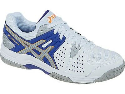 Womens Asics Gel Dedicate 4 E557Y 3693 Lace Up Ladies Trainers