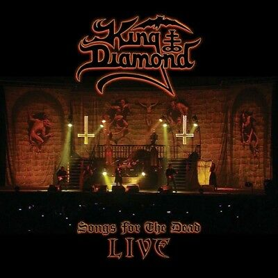 PRE-ORDER Songs For The Dead Live (Blu-ray RELEASE: 25 Jan 2019)