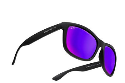 5068867052b Shady Rays Signature Series Polarized Sunglasses Purple
