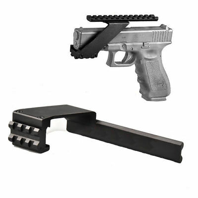 Steel Universal Picatinny Weaver Rail Mount For Pistol Gun Rilfe Sight adapter 8