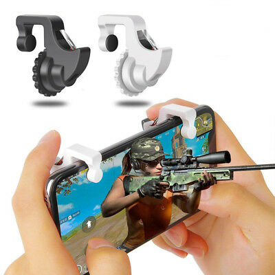 2Pcs Trigger Cell Phone Shooting Gaming L1R1 Shooter Controller Puge Practical