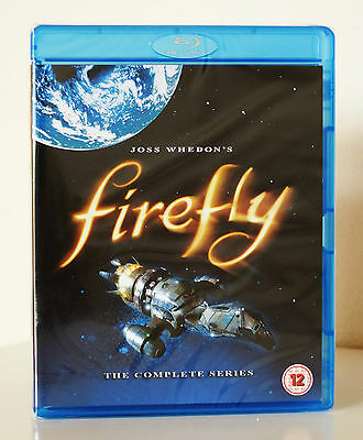 Firefly: The Complete Series, Blu Ray, New *Free Shipping*