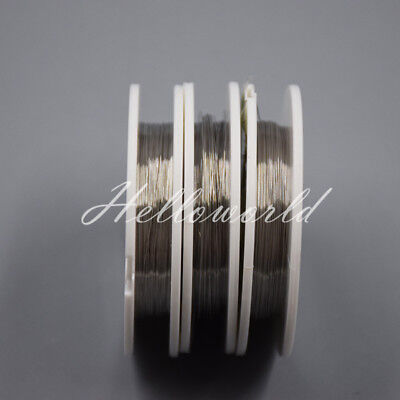 1 Roll Dental Orthodontic Ligature Wires Stainless Steel Wire 50g 0.2/0.25/0.3