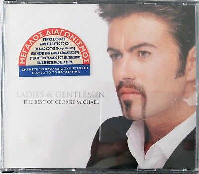 George Michael - Ladies & Gentlemen (The Best of ,1998) Double CD UK Edition