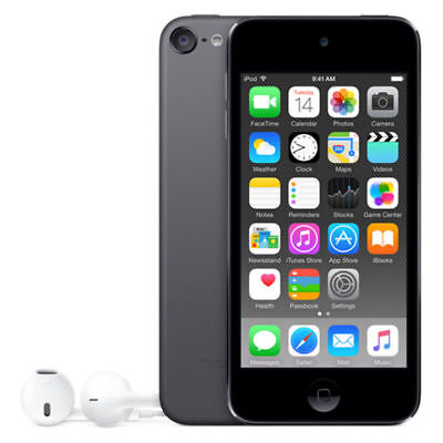 Apple iPod Touch 5 5th Generation Gen A1421- 32GB 64GB Grey MP3 Player W/ Camera