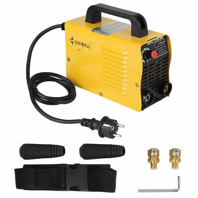 ARC-250 160A 110V 2P Welder Inverter Cutter ARC Welding Machine Yellow