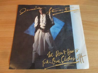 80er Jahre - Jermaine Stewart - We don´t have to take our clothes off