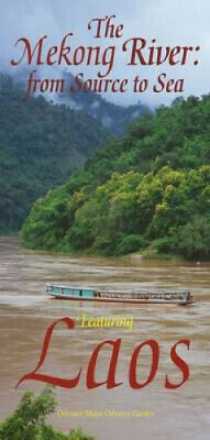 Mekong River: From Source to Sea Featuring Laos by Jaffee Yee.