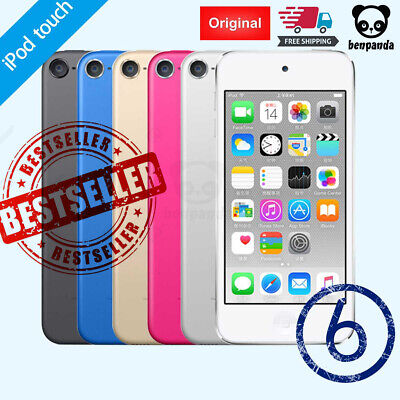 Apple iPod touch 6th Generation  16 32 64 128 GB Blue Good A+++