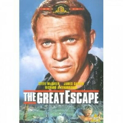Great Escape [Region 2] - DVD - New - Free Shipping.