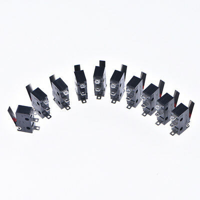 10pcs limit switch 3 pin n/o n/c high quality 3a 250vac Mini switch 0cn