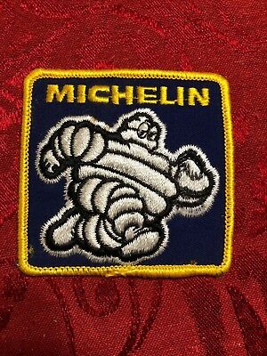 MICHELIN - TIRE MAN - Embroidered Patch