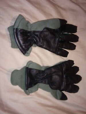US Military Intermediate Cold Weather Aviation Flyer's Gloves Size 5