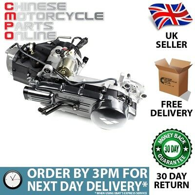 125cc Scooter Engine BN152QMI for ZN125T-7H (ENG060)
