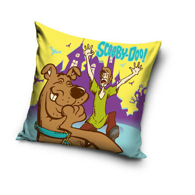 NEW SCOOBY-DOO! Shaggy Rogers dog cushion cover 40x40cm dog pillow case