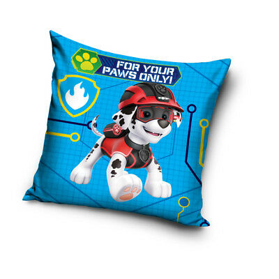 PAW PATROL Marshall for your paws Pups cushion cover 40x40 cm pillow cover case