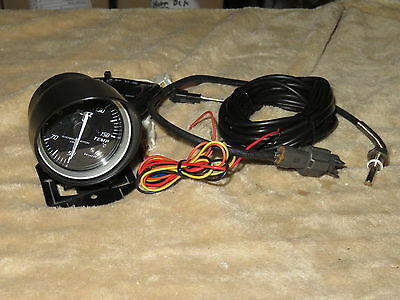 Blitz Racing Meter SD Oil / Water Temp Gauge s13 s14 r32 gtr wrx evo dsm rx7 mr2