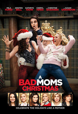 Bad Moms Christmas 191329021064 (DVD Used Very Good)
