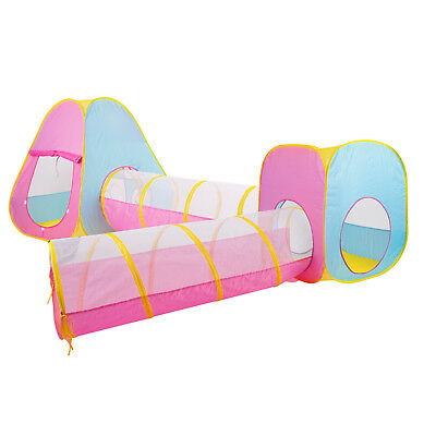 4 PCS Childrenu0027s Playhouse Kids Play Tents Tunnels Gift for Kids Pop Up Toddlers  sc 1 st  PicClick & 4 PCS CHILDRENu0027S Playhouse Kids Play Tents Tunnels Gift for Kids Pop ...