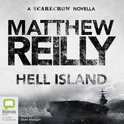 Hell Island By Matthew Reilly  - Audiobook