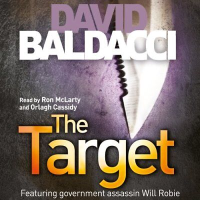 The Target By: David Baldacci  - Audiobook