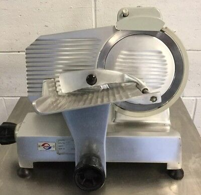 COMMERCIAL Kitchen Cafe Restaurant NOAW ITALIAN DELI BUTCHER 220mm MEAT Slicer