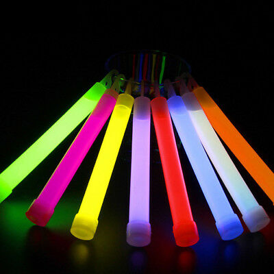 1PCS/5PCS 15CM Industrial Grade Glow Sticks Light Stick Party Camping Glowstick