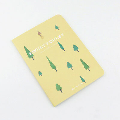 MagicTime Soft Cover Note Pad Composition Book Monthly Planner Diary Cute