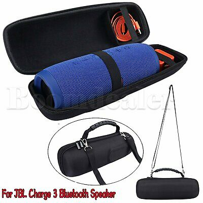 EVA Travel Carrying Storage Case Cover Bag For JBL Charge3 Bluetooth Speaker YUK